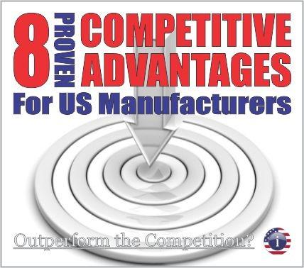 8 Competitive Advantages