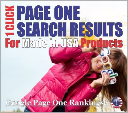Page One Search Results